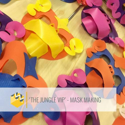 Carnival Mask Making